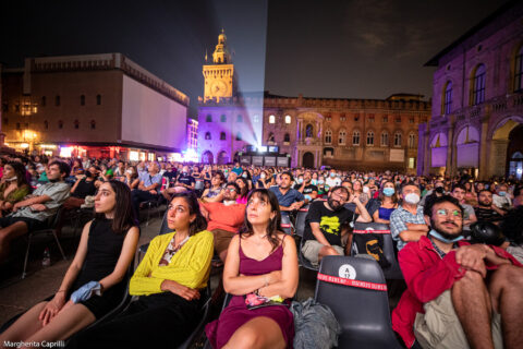Sotto le stelle del Cinema 2021: l'eccezione culturale di Bologna